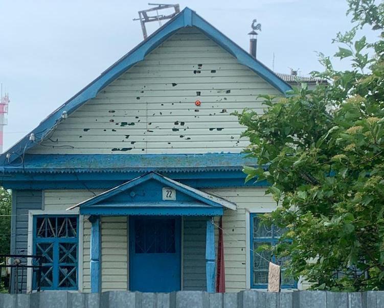 По предварительным данным, град нанес в Николаевке ущерб на 9 миллионов рублей