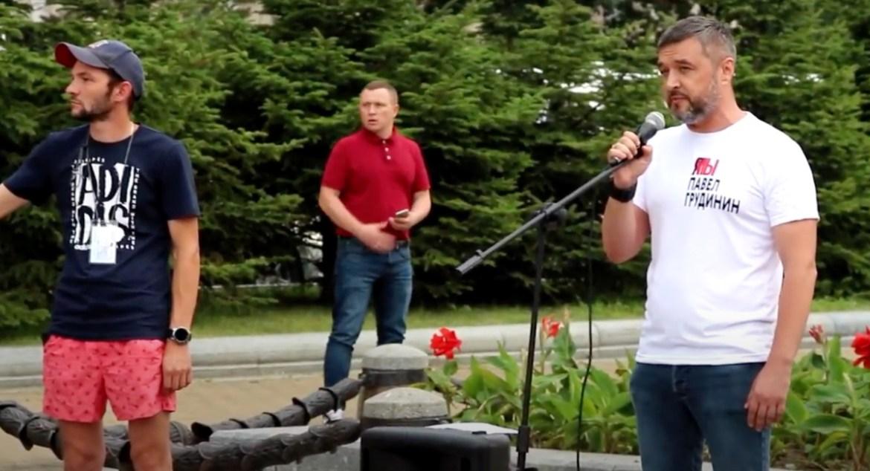 Хабаровским коммунистам вменяют организацию несанкционированного митинга в краевой столице