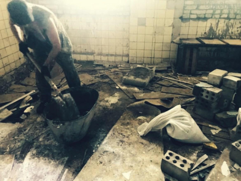 В Биробиджане из разваливающегося Дома офицеров сделают «консерву»