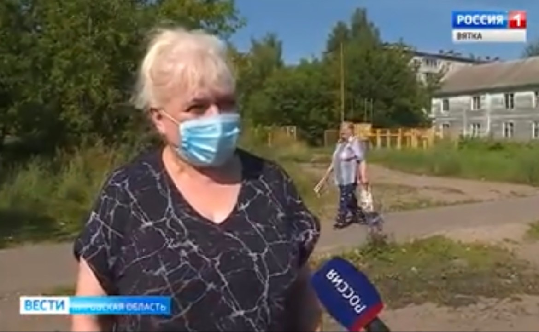 «Где попало»: в Кирове кондуктор рассказала  областному ТВ, как справляла нужду «по кустам» и «за гаражами»  (ВИДЕО)