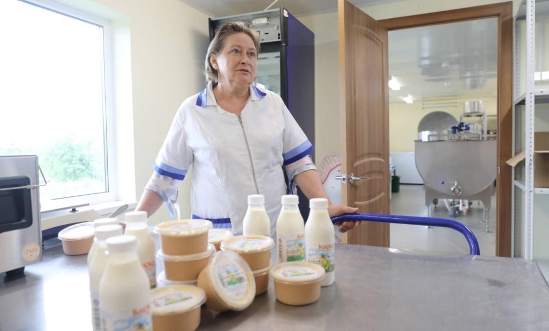 Молочный кооператив «Хабар» в ЕАО нацелился на сливочное масло и йогурт