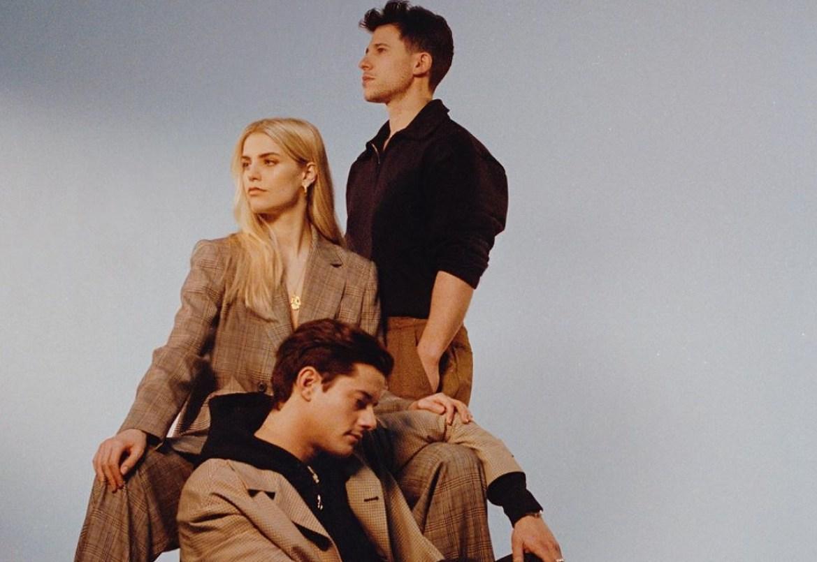Британское дрим-поп трио London Grammar анонсировало новую музыку