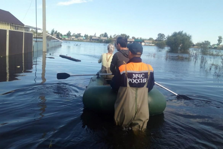 К сентябрьским выборам ожидается пик подъема воды в реках ЕАО