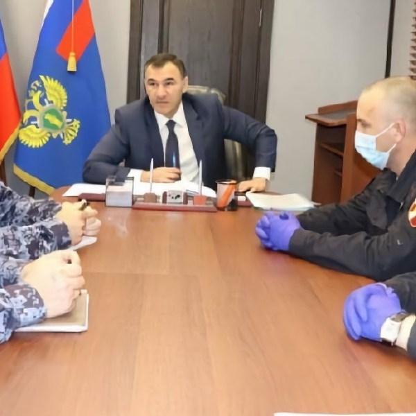 Начальника областного управления Росгвардии вызвали в прокуратуру из-за ДТП с участием экипажа вневедомственной охраны
