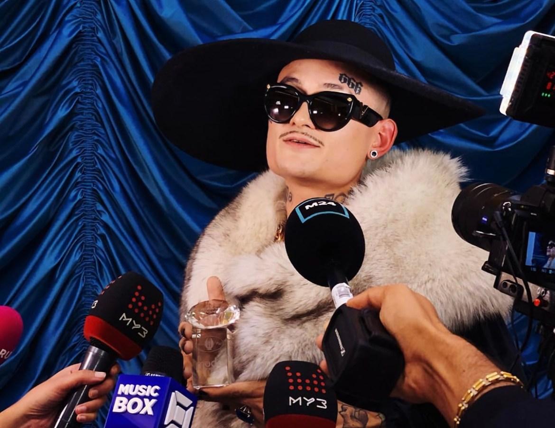 Рэпер Моргенштерн стал «Женщиной года» по версии журнала Moda Topical (ВИДЕО) 🙀