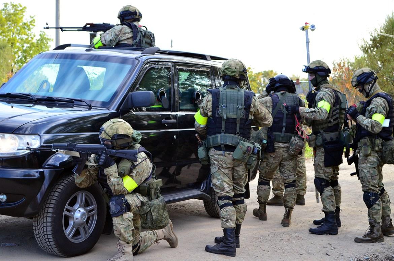 Убить сотрудников администрации Облученского района угрожали «террористы» на очередном учении силовиков