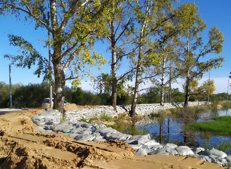 В ЕАО к 15 сентября прогнозируется подъем воды в Амуре почти на 1 метр выше отметки «опасное явление»