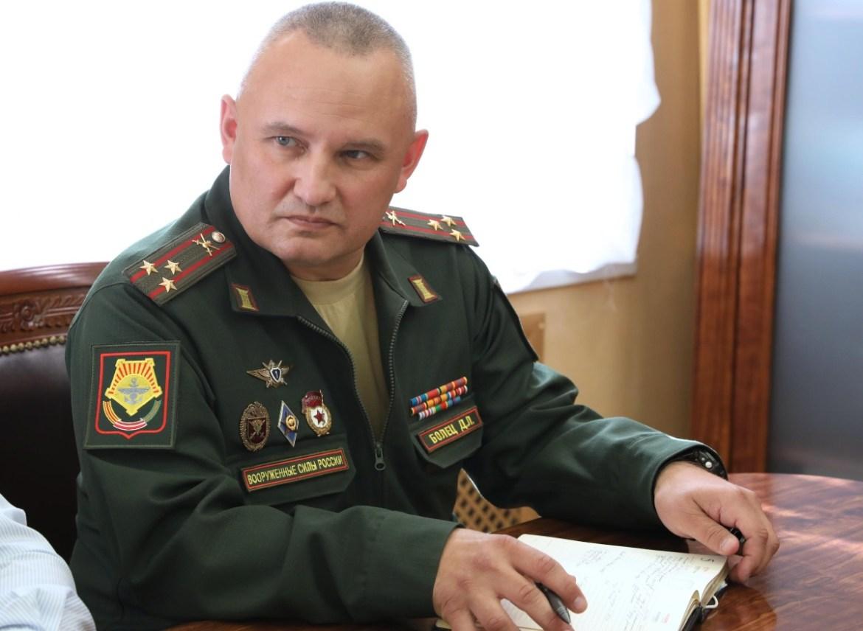 В ЕАО новый военный комиссар