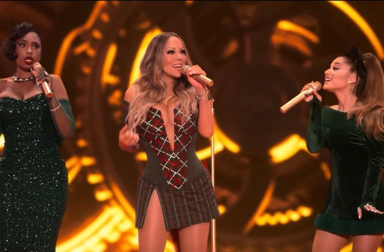 Мэрайя Кэри (Mariah Carey) спасает Рождество в новом проекте Apple