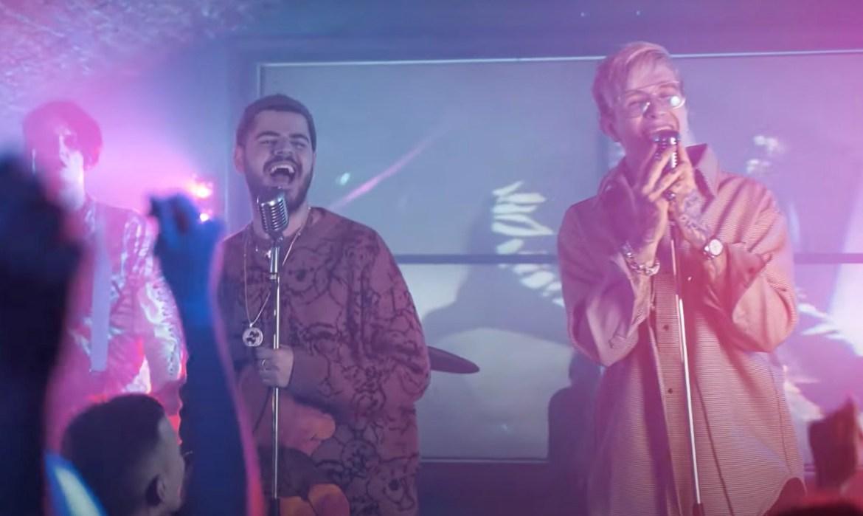 «Заплетай» – первый  хит этого года от блогеров Ershov и Kagramanov. Готовьте утюги!