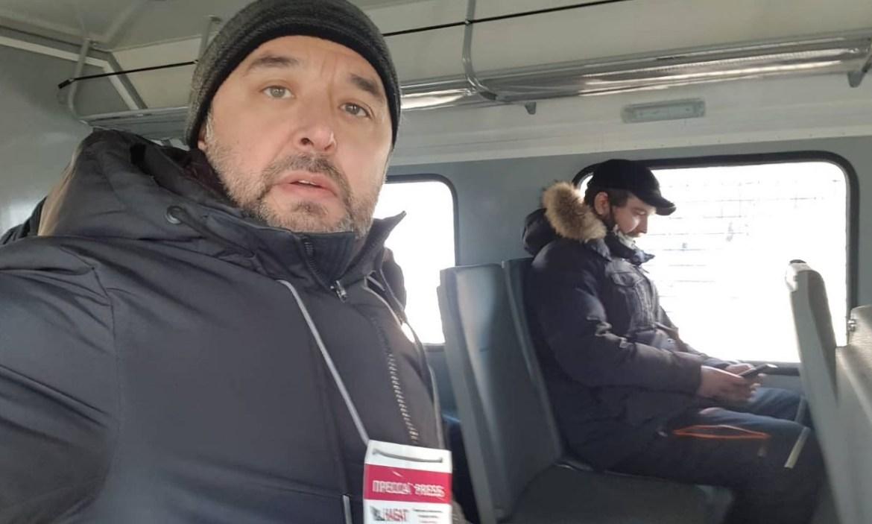 Корреспондент интернет-газеты «Набат» Максим Кукушкин обрушился с критикой на КПРФ