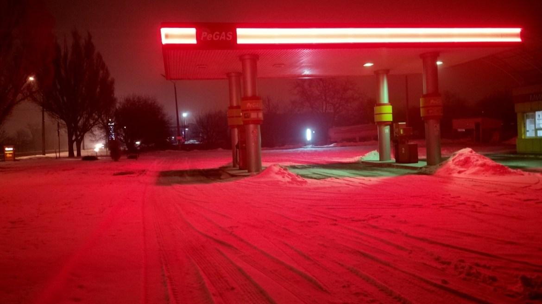 Поставки бензина восстановятся в прежнем режиме после 29 января