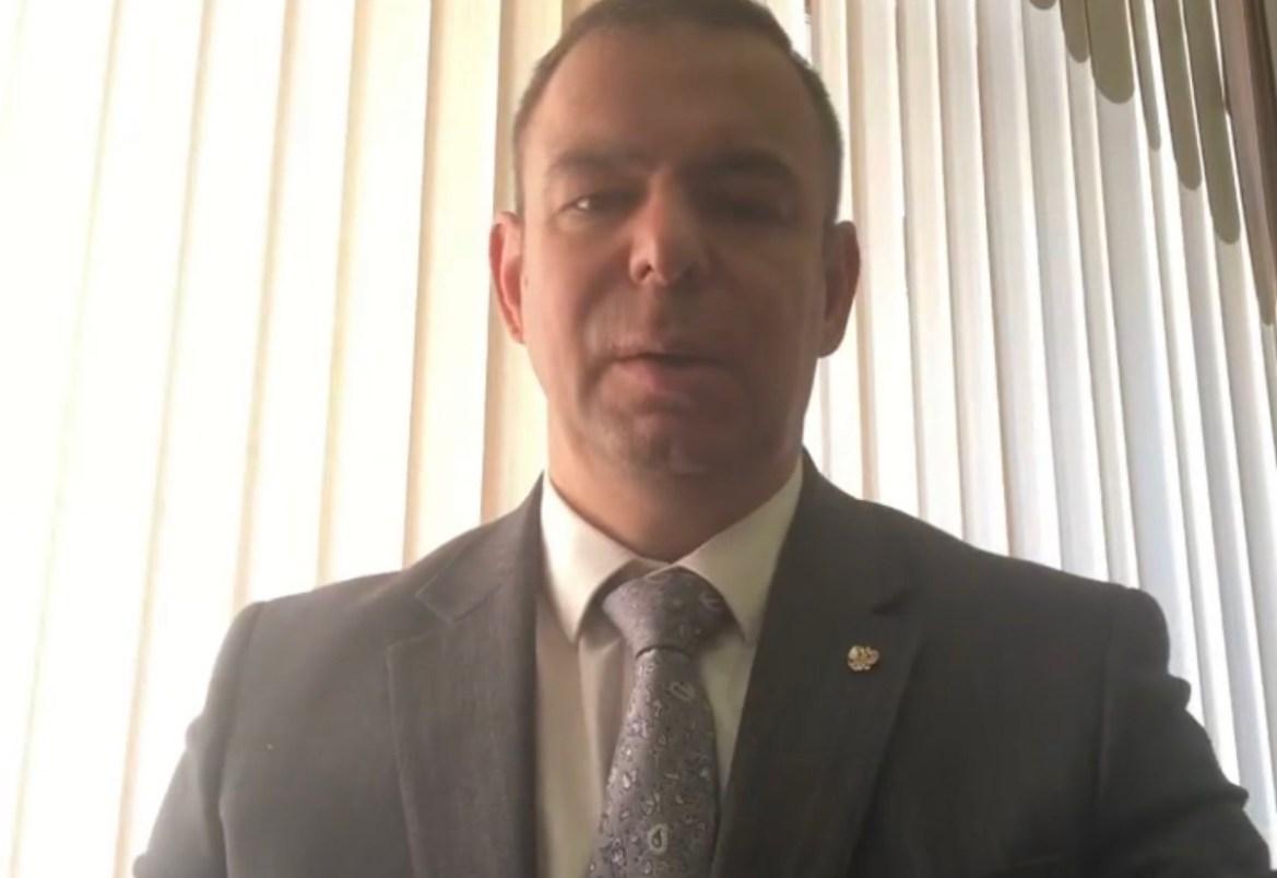 «Я стал членом правительства Еврейского автономного округа»: Владимир Петренко в Instagram рассказал о назначении на новую должность в ЕАО (ВИДЕО)