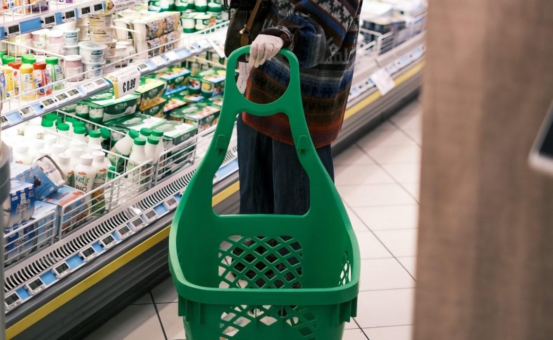 Биробиджанку, похитившую продукты в супермаркете более чем на 600 рублей, задержали росгвардейцы