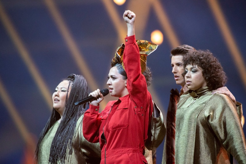 Манижа на  Eurovision-2021 (ВИДЕО Grand Final)