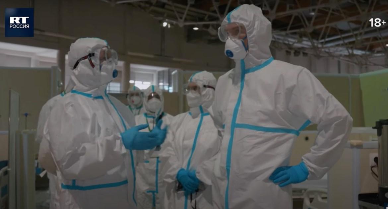 На RT вышел документальный фильм о новом штамме коронавируса «Дельта» (ВИДЕО 18+)