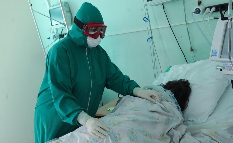 Более чем на 80% заполнен коечный фонд для больных COVID-19 в ЕАО