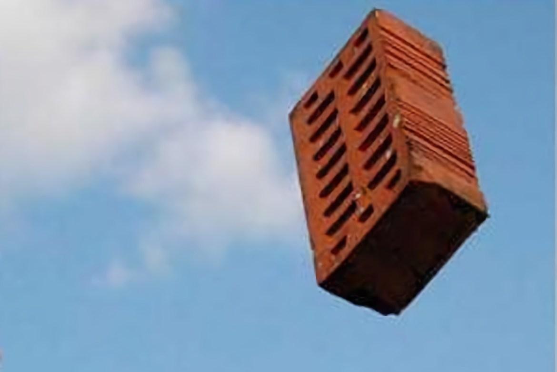 «Экзистенциальный кирпич» замечен в Биробиджане