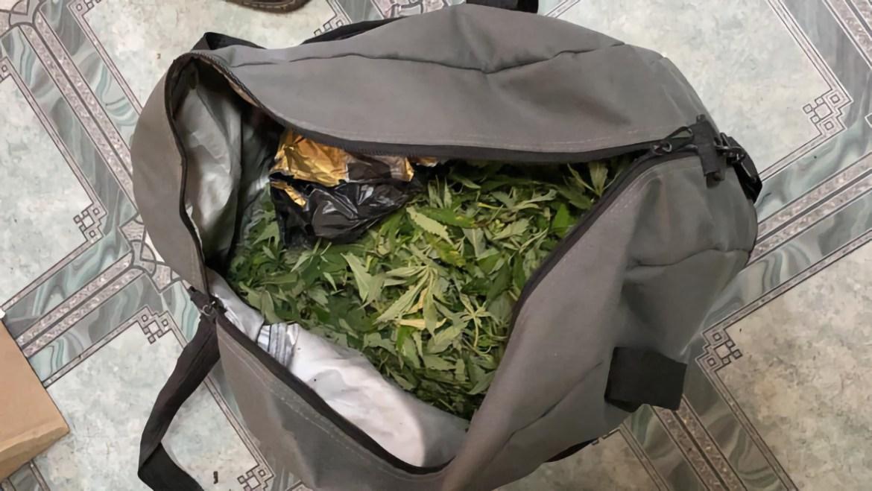 Вместо беговых кроссовок биробиджанец хранил в спортивной сумке 400 граммов марихуаны