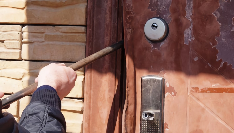 В Биробиджане 36-летний лбина с несовершеннолетним подельником ограбили частный дом