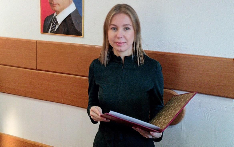 От помощника прокурора до федерального судьи: в Биробиджанском районном суде кадровое пополнение