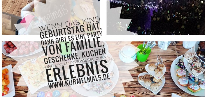 Geburtstag, zehn, Party, Konzert, Kelly Family