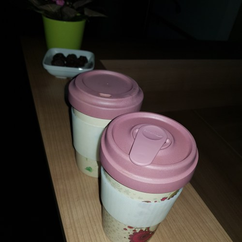 Coffee to go, Bamboo,