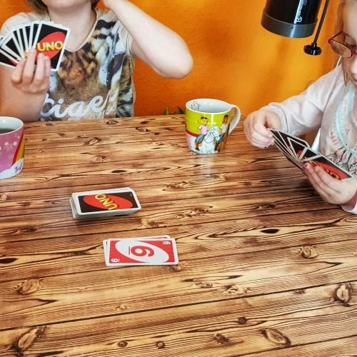 spielen, Kartenspiel, UNO