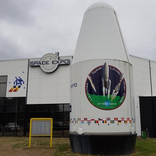 ESA, Space Expo, Nordwijk,