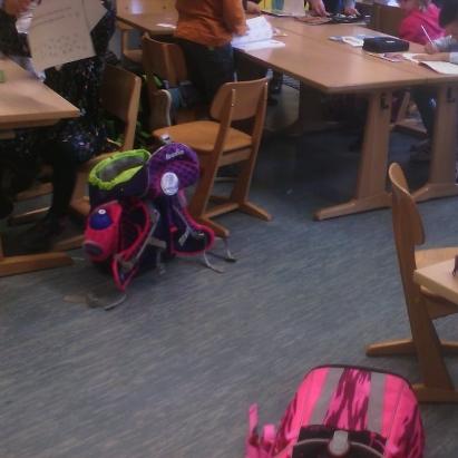 Schule, Klassenzimmer