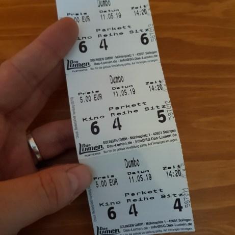 Kinokarten, Lumen Filmtheater