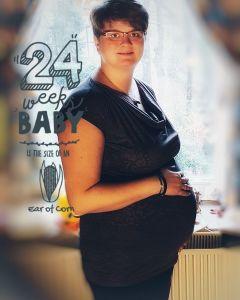 24 Wochen Schwangerschaft