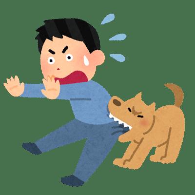 犬 トラブル