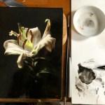 【油絵】花の描き方のおすすめ技法を画像付きで解説