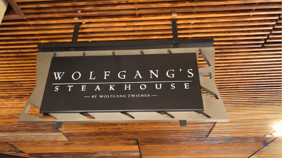 WOLFGANG STEAK