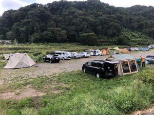 田代運動公園 キャンプサイト