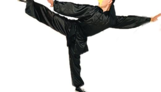 できるとカッコいいカンフーキック! ブルースリーも使う蹴り技、側踹腿(腿法)