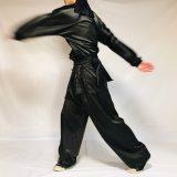 バットのスィング、打つ、運動パフォーマンスをあげる武術の基本練習(甩手)