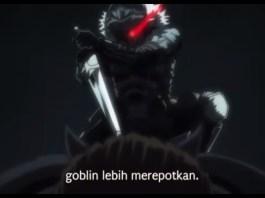 Kalimat terakhir Goblin Slayer kepada Ogre