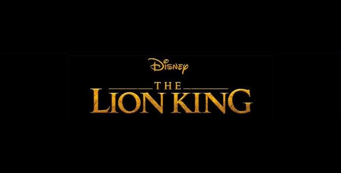 The Lion King Logo 2019