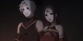 Pernikahan Kaneki dan Touka