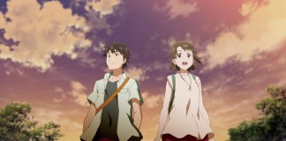 Film Anime Kimi no Kanata Rilis Trailer Tayang 27 November!