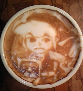 zelda coffee
