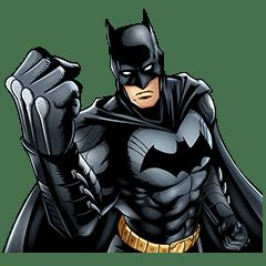 batman in japan line sticker