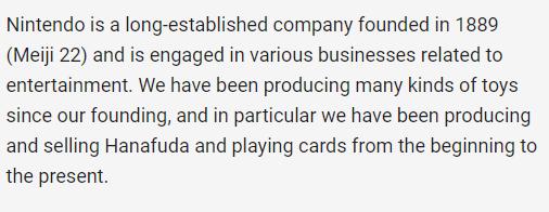 Google Translation of Nintendo article