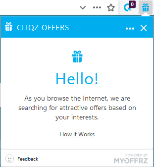 offers from cliqz