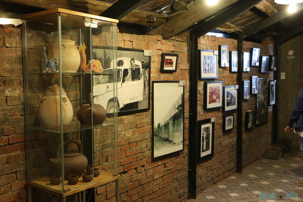 鶯歌老街 許新旺陶瓷紀念博物館 十萬臺幣只換一本密技 - 黑崎時代