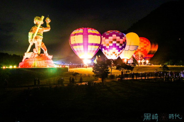 2018 桃園石門水庫熱氣球嘉年華 活動地點交通資訊懶人包