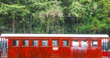阿里山鐵路林業與鐵道文化歷史 原來阿里山小火車秘密是?