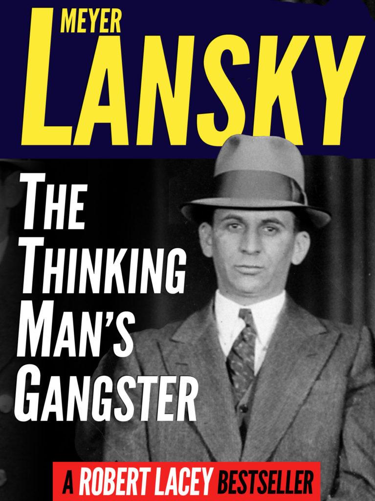 Meyer Lansky omslag